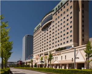 有名ホテル