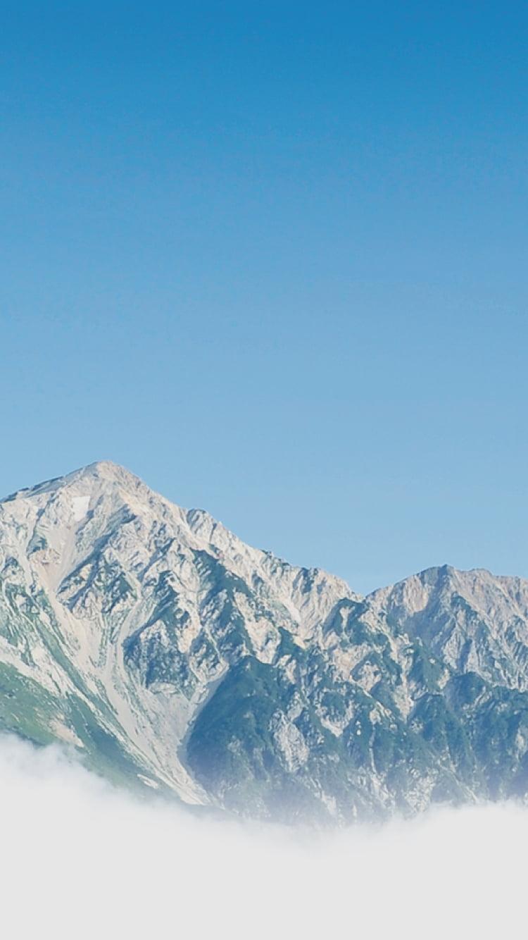 山脈のイメージ写真
