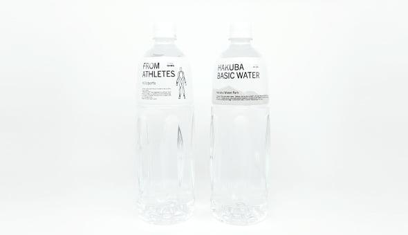 飲料水としての水